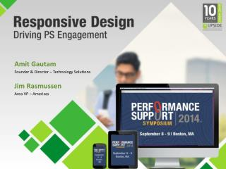 Responsive Design - Driving PS Engagement