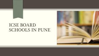 Top ICSE Board Schools in Pune | RiverDale International