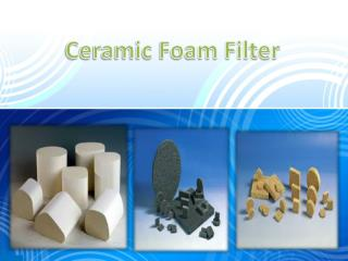 Utilizing Extruded Filter with Ceramic Foam Filter at Iron Foundries
