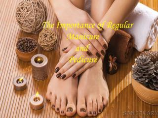 Manicure Pedicure Theropy
