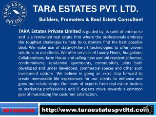 Real Estate Consultant in Delhi- 9810055500