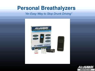 Best AlcoHAWK Personal Breathalyzer