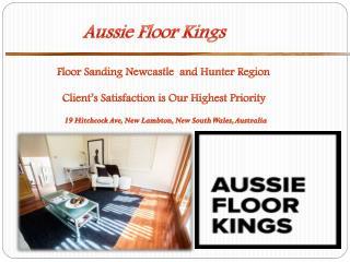 Aussiefloorkings - Floor Sanding Newcastle and Hunter Region