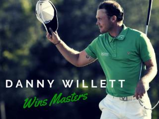 Danny Willett wins Masters