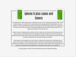 iPhone 6 Cases | Mobile Cases and Covers