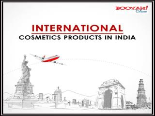 Beauty Products in India