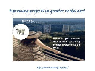 Residential project in greater noida west