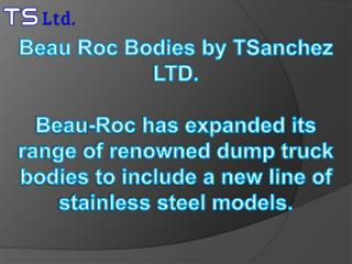 Beau Roc Bodies by TSanchez LTD