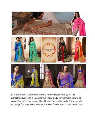Textile Export is the Saree Manufacturer Of Textile Market in Surat