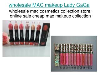 mac makeup wholesale