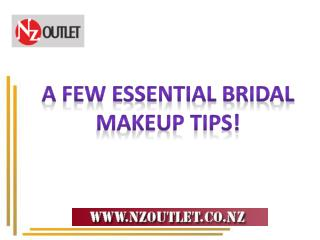 Bridal Makeup Tips | Wedding Day Makeup Tips