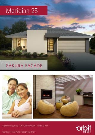 Meridian 25 - Signature Homes Australia Orbit Homes