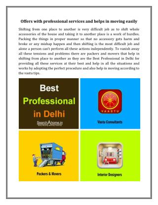 Best Professional in Delhi