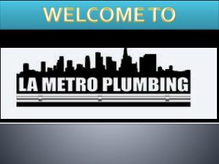 L A Plumber Los Angeles
