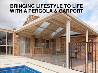 Specialized in Designing of Top Quality Pergolas