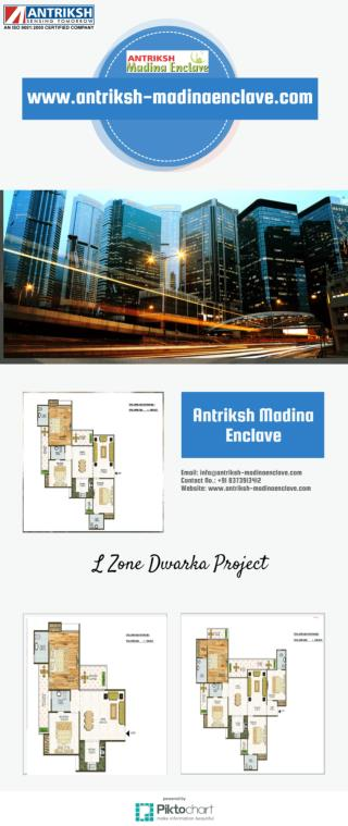 Madina Enclave By Antriksh Group