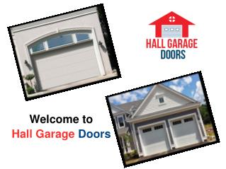 Affordable Garage Door Repair Services in Toronto | 416-639-2446 | Hall Garage Doors