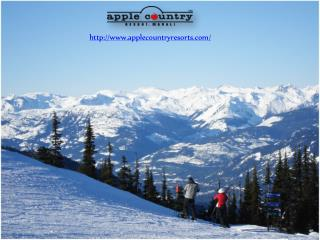 Best resort in manali - Apple Country Resorts