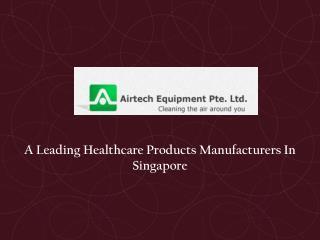 Hospital Equipment Manufacturer