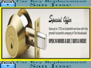 Locksmith San Jose California