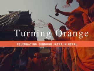 Turning Orange