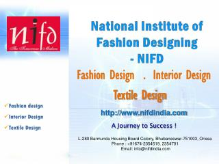 Fashion institute in bhubaneswar