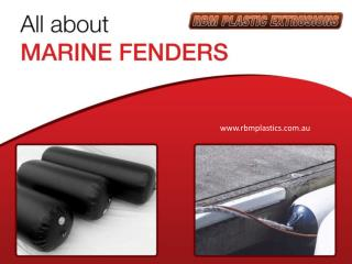 High Quality Marine Fender and Boat Gunwale