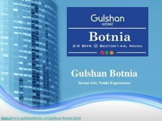 Gulshan Botnia- A Dream House