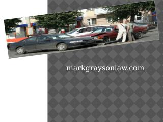 Best Personal Injury Lawyer and Attorney Los Angeles – Mark Grayson