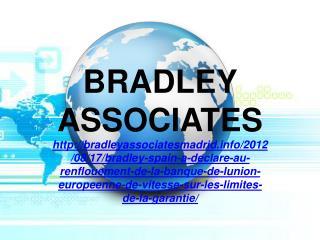 Bradley Spain, a déclaré au renflouement de la Banque de l'U