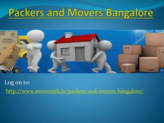 Movers5th Movers in Professional Packers Movers companies