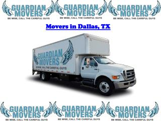 Movers in Dallas, TX