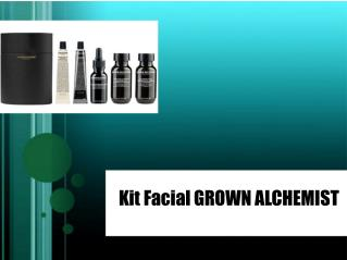 Kit Facial GROWN ALCHEMIST