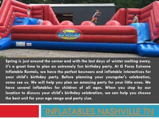 Mechanical Bull Nashville TN