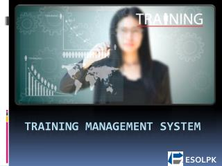 Training Management System