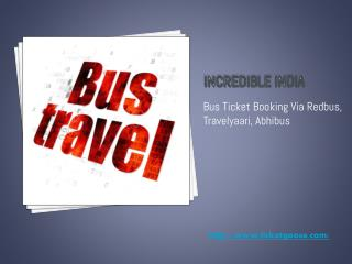 Find your Travel Guide _ How to Book Online Bus Tickets in India
