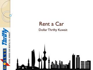 Rent a Car - Kuwait