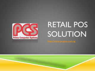 Prima computer systems | retail point of sale solution