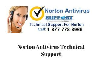 (1-877-778-8969) Norton antivirus support phone number|| Norton Antivirus Technical Support
