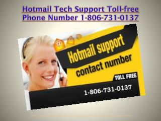 hotmail tech support phone number