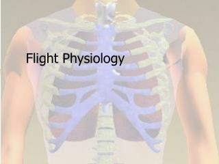 Flight Physiology