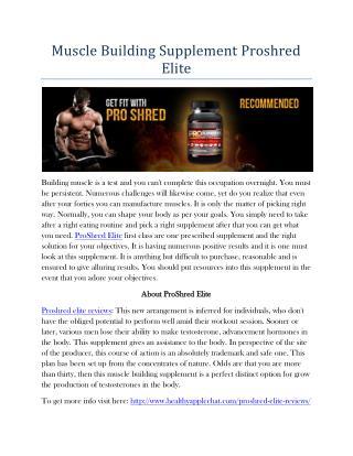 http://www.healthyapplechat.com/proshred-elite-reviews/