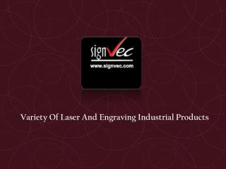 Engraving Products
