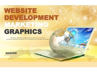 Browse Denver website development, marketing, graphics company
