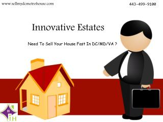 Sell My House Quickly MD