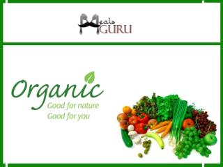 MealsGuru-Organic Fresh Fruits and Vegetables Buy Online in Chandigarh
