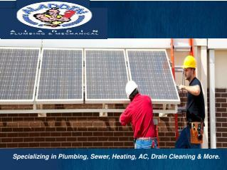Aladdin Plumbing & Mechanical.ppt