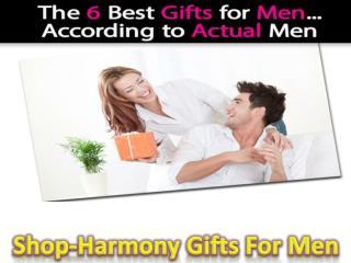 Best Natural Health Care Novel Gifts for Men