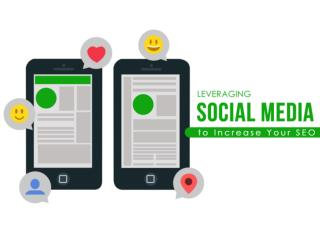 Leveraging Social Media to Increase Your SEO