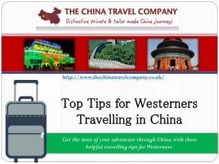 Travel To China The Smart Way With These Helpful Tips